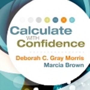 Test Bank for Calculate with Confidence