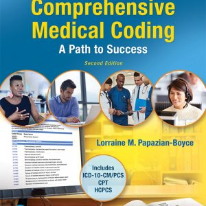 Solution Manual for Pearson's Comprehensive Medical Coding 2nd Edition Papazian-Boyce