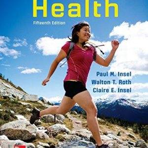 Solution Manual for Connect Core Concepts in Health 15th Edition Paul Insel