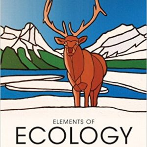 Solution manual for Elements of Ecology