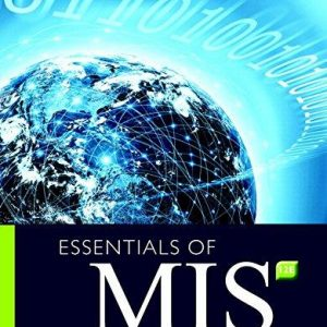Solution manual for Essentials of MIS 12th Edition by Laudon