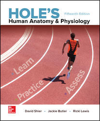 Solution manual for Hole's Human Anatomy & Physiology 15th Edition by Shier