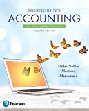 Solution manual for Horngren's Accounting The Managerial Chapters 12th Edition by Miller-Nobles