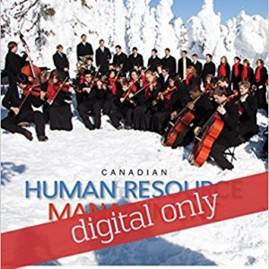 Solution manual for Human Resource Management Canadian 11th Edition by Schwind