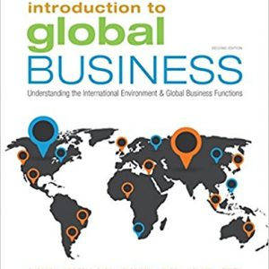 Solution manual for Introduction to Global Business 2nd Edition by Gaspar