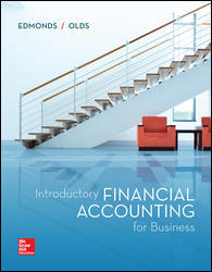Solution manual for Introductory Financial Accounting for Business 1st Edition by Edmonds
