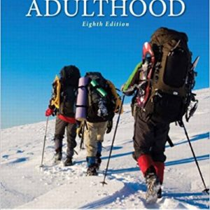 Solution Manual for Journey of Adulthood 8th Edition by Bjorklund