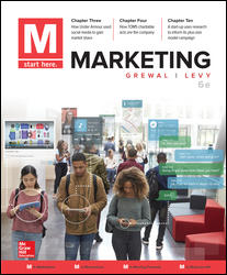 Solution manual for M Marketing 6th Edition by Dhruv Grewal