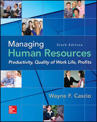 Solution manual for Managing Human Resources 10th Edition by Cascio