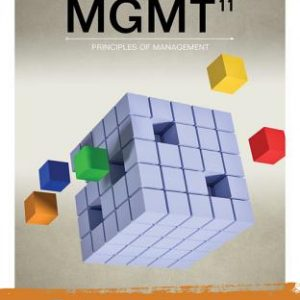 Solution manual for MGMT 11th Edition by Williams