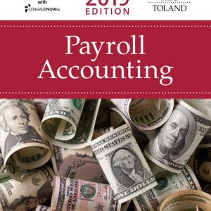 Solution manual for Payroll Accounting 2019 29th Edition by Beig