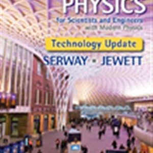 Solution manual for Physics for Scientists and Engineers with Modern Physics Technology Update 9th Edition by Serway