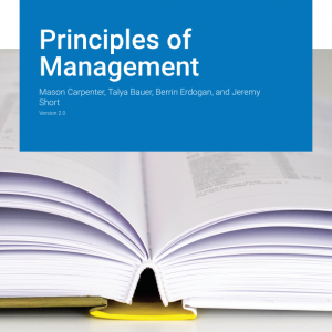 Solution manual for Principles of Management Version 2.0 1st Edition by Carpenter
