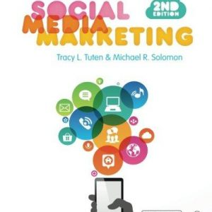 Solution manual for Social Media Marketing 2nd Edition by Tuten