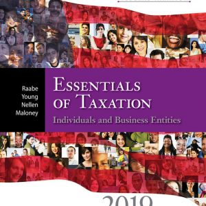 Solution Manual for South-Western Federal Taxation 2019: Essentials of Taxation: Individuals and Business Entities