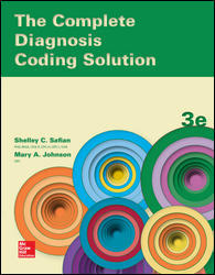 Solution manual for The Complete Diagnosis Coding Solution 3rd Edition by Safian