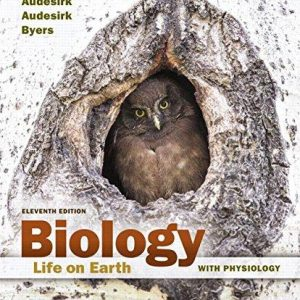 Test Bank for Biology Life on Earth with Physiology 11th Edition by Audesirk
