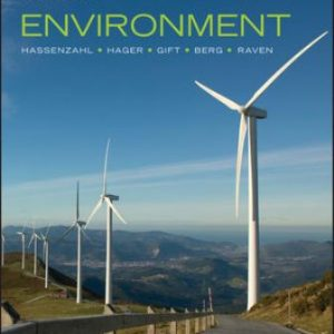 Test Bank for Environment 10th Edition Hassenzahl