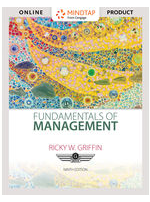Test Bank for Griffin's Fundamentals of Management 9th Edition Griffin