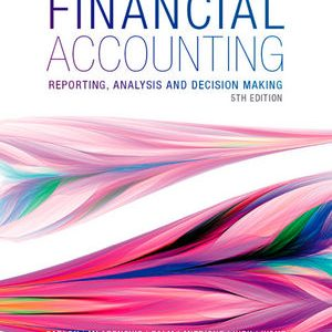 Test Bank for Financial Accounting: Reporting