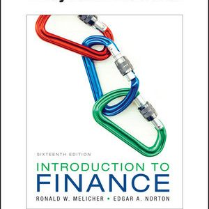 Test Bank for Introduction to Finance: Markets