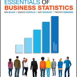 Test Bank for Essentials of Business Statistics