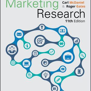 Test Bank for Marketing Research