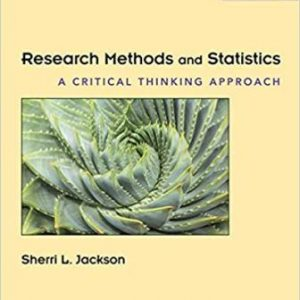 Test Bank for Research Methods and Statistics