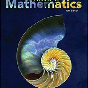 Solution Manual for Nature of Mathematics