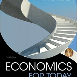 Test Bank for Economics For Today 9th Edition by Tucker