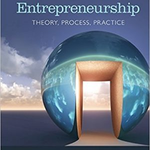 Test Bank for Entrepreneurship Theory Process and Practice 10th Edition by Kuratko