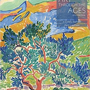 Test Bank for Gardner's Art through the Ages: A Global History 5th Edition by Kleiner