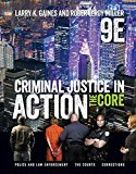 Test Bank for Criminal Justice in Action: The Core