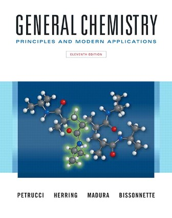 Test Bank for General Chemistry: Principles and Modern Applications