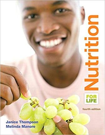 Test Bank for Nutrition for Life