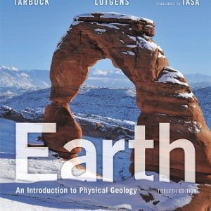 Solution Manual for Earth: An Introduction to Physical Geology