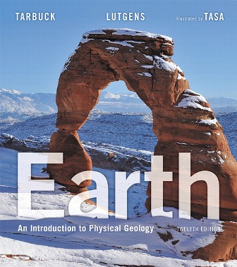 Test Bank for Earth: An Introduction to Physical Geology