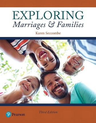 Test Bank for Exploring Marriages and Families