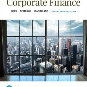 Test Bank for Corporate Finance