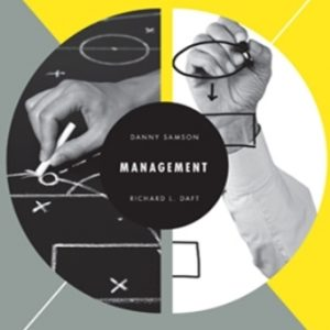 Solution Manual for Management: Asia Pacific Edition
