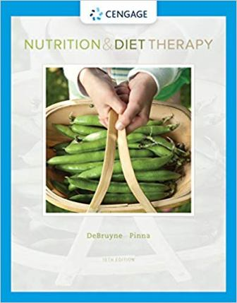 Test Bank for Nutrition and Diet Therapy