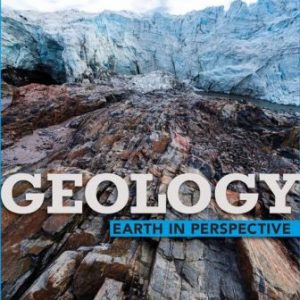 Test Bank for Geology: Earth in Perspective 3rd Edition Wicander