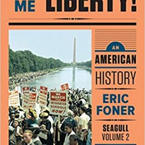 Test Bank for Give Me Liberty! An American History