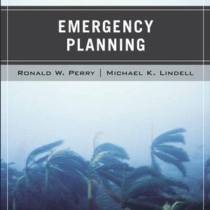 Test Bank for Emergency Planning 1st Edition Perry