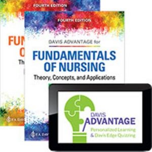 Test Bank for Davis Advantage for Fundamentals Of Nursing (2 Volume Set) 4th Edition Wilkinson