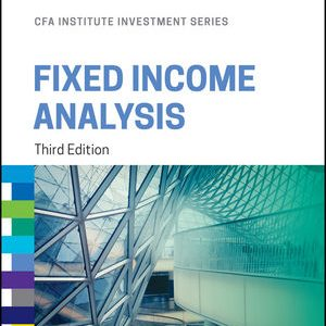 Solution Manual for Fixed Income Analysis