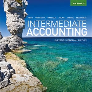 Test Bank for Intermediate Accounting