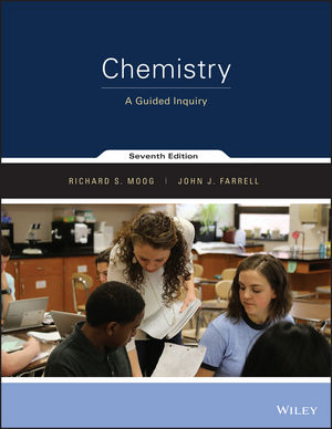 Solution Manual for Chemistry: A Guided Inquiry