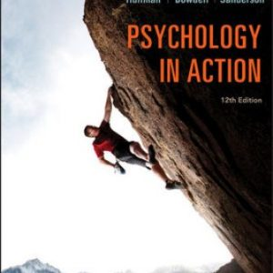 Solution Manual for Psychology in Action 12th Edition Huffman