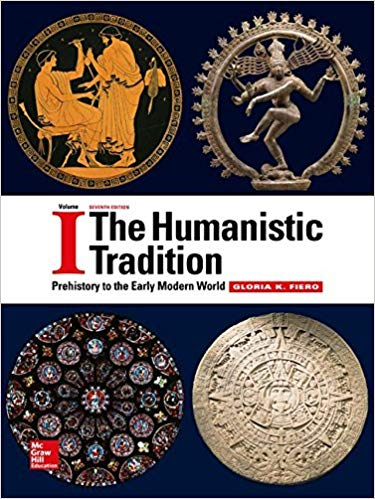 Test Bank for The Humanistic Tradition Volume 1: Prehistory to the Early Modern World